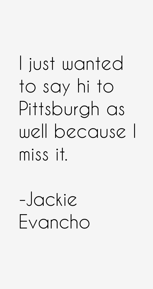 Jackie Evancho Quotes