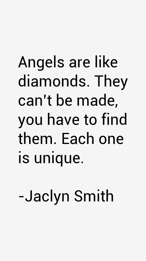 Jaclyn Smith Quotes