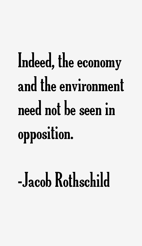 Jacob Rothschild Quotes