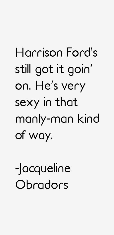 Jacqueline Obradors Quotes