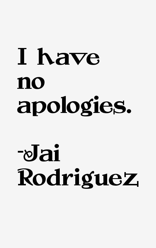 Jai Rodriguez Quotes