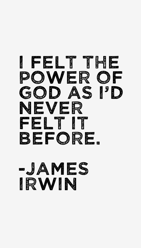 James Irwin Quotes & Sayings