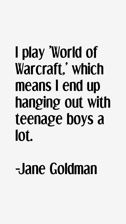 Jane Goldman Quotes