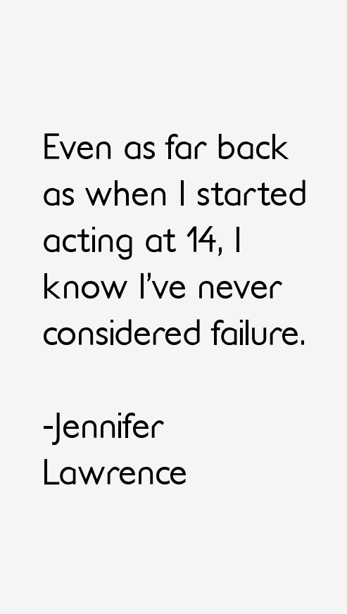 quotes from jennifer lawrence - photo #43