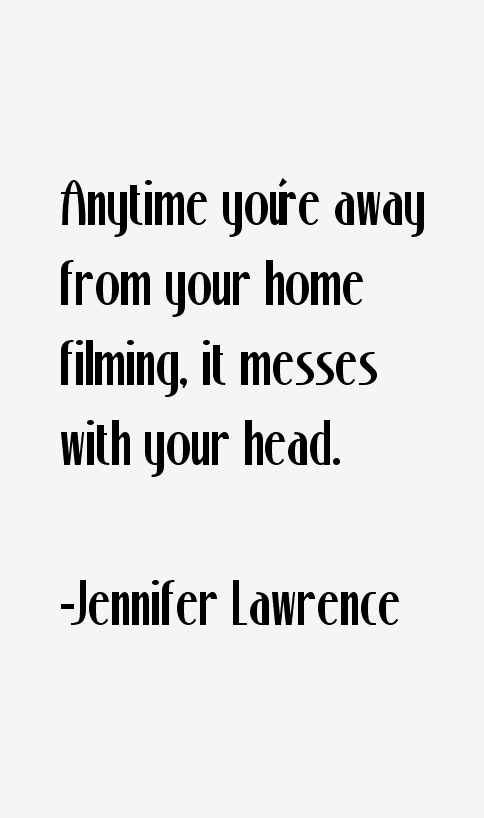 quotes from jennifer lawrence - photo #12