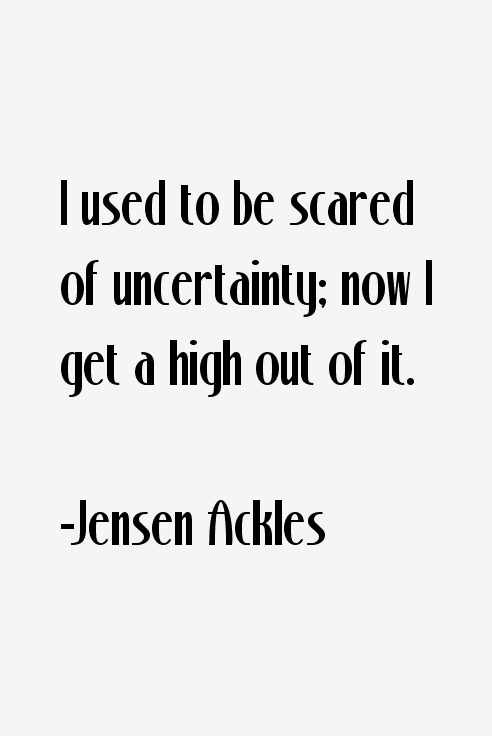 Jensen Ackles Quotes