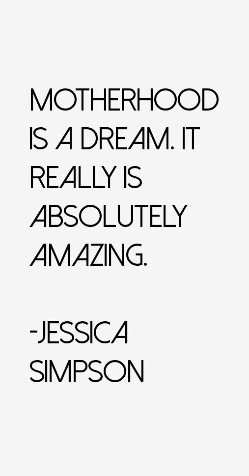 Jessica Simpson Quotes