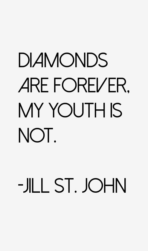 Jill st john dating history