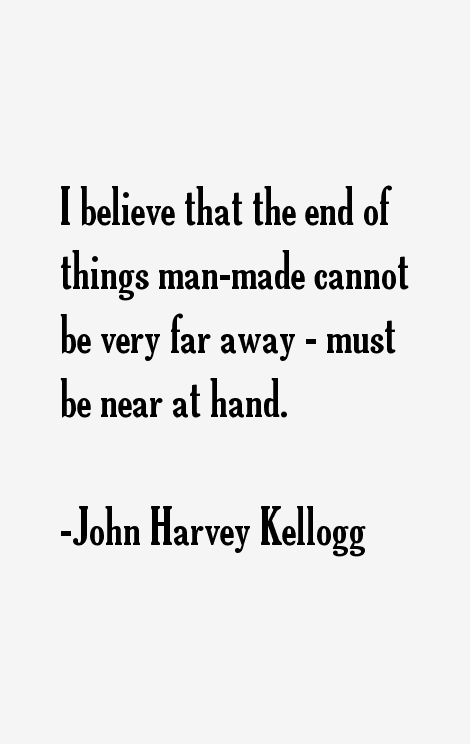 a biography of john kellogg Wk kellogg biography date of birth : 1860-04-07 date of death : 1951-10-06  in 1920 john kellogg changed the name of his company to kellogg food company,.
