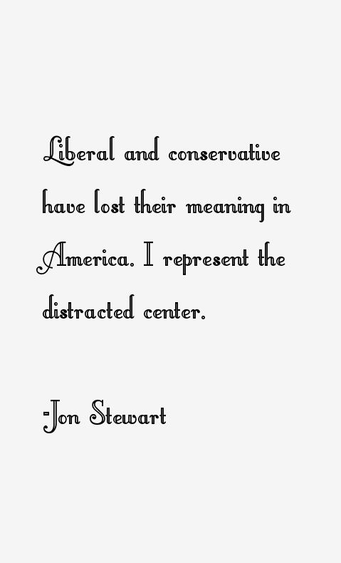 Jon Stewart Quotes