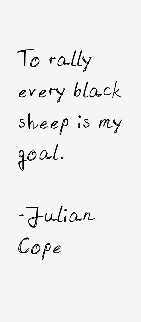 Julian Cope Quotes