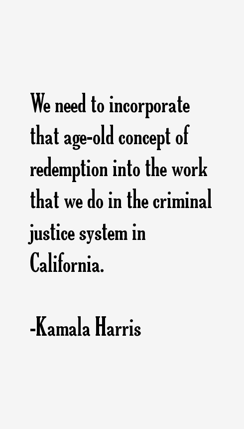 Kamala Harris Quotes