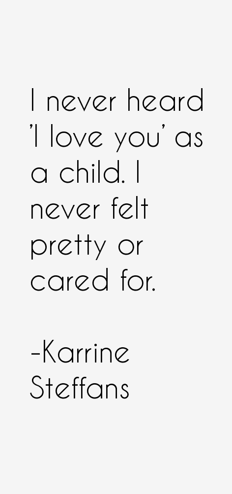 Karrine Steffans Quotes
