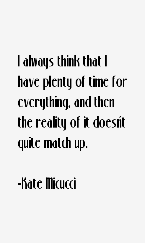 Kate Micucci Quotes