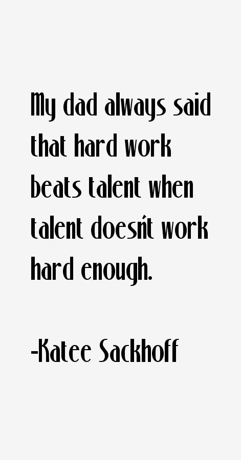Katee Sackhoff Quotes