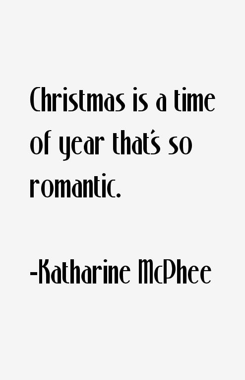 Katharine McPhee Quotes
