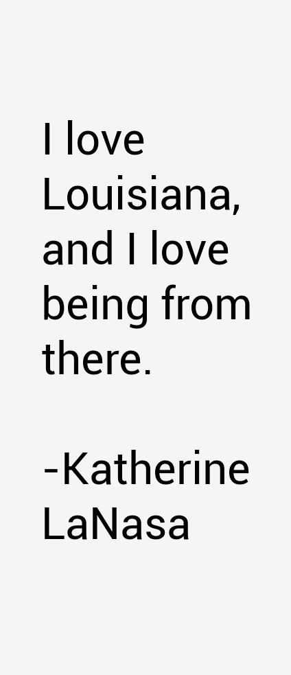 Katherine LaNasa Quotes