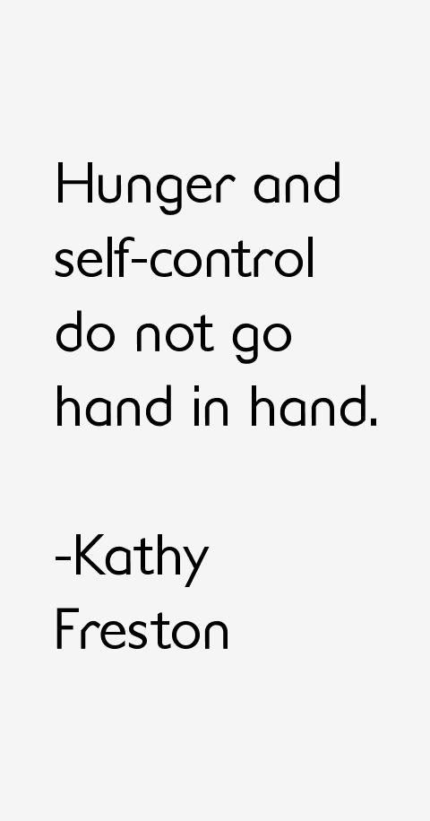 Kathy Freston Quotes