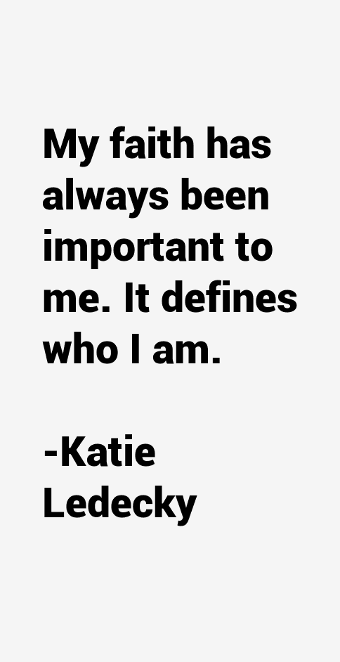 Katie Ledecky Quotes