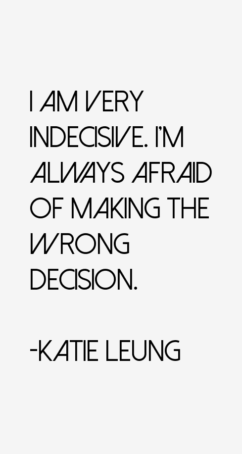 Katie Leung Quotes