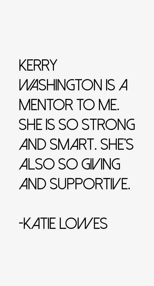 Katie Lowes Quotes
