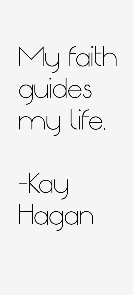Kay Hagan Quotes