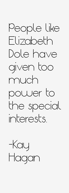Kay Hagan Quotes