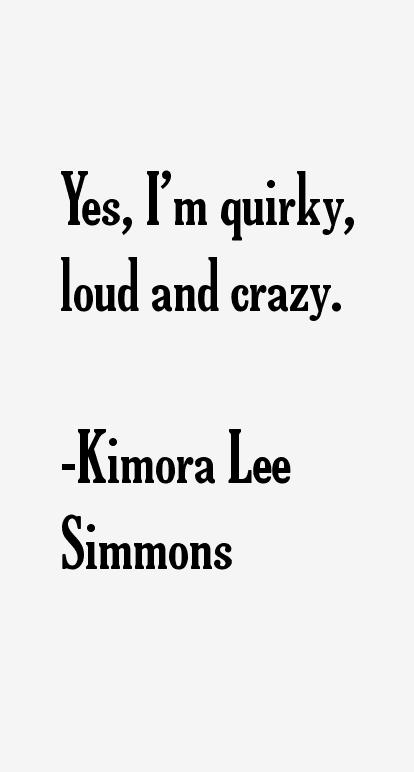 Kimora Lee Simmons Quotes