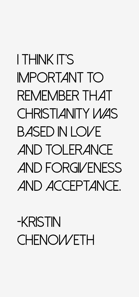 Kristin Chenoweth Quotes