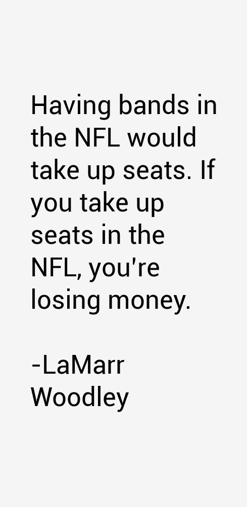 LaMarr Woodley Quotes