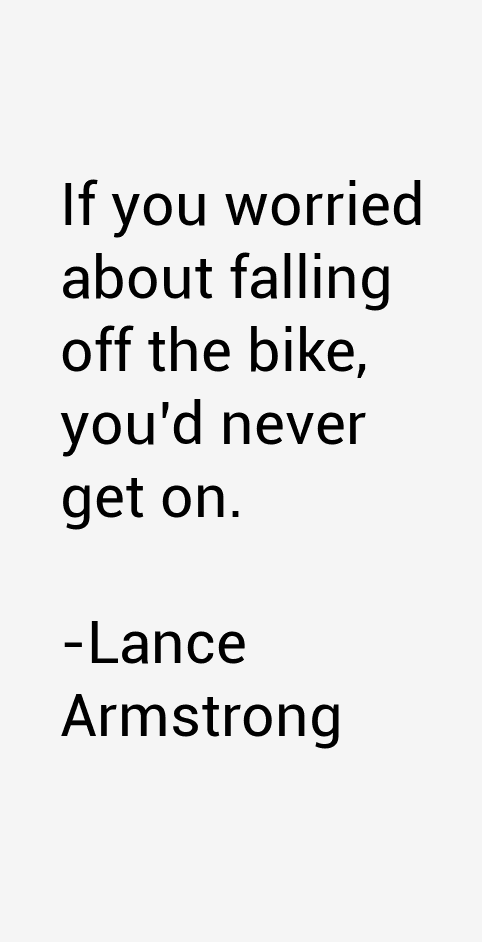 Lance Armstrong Quotes