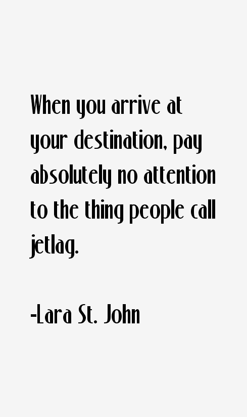 Lara St. John Quotes