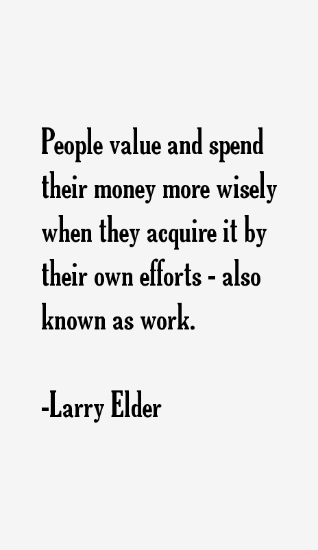 Larry Elder Quotes