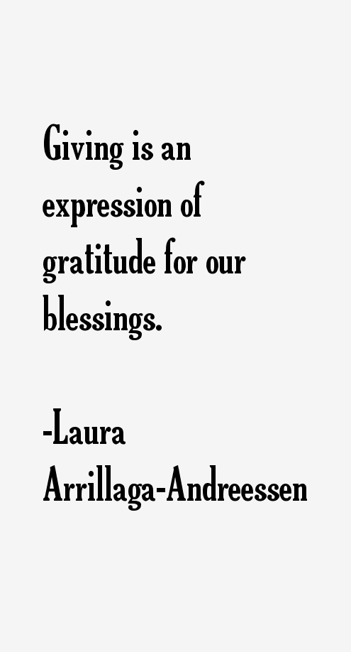 Laura Arrillaga-Andreessen Quotes