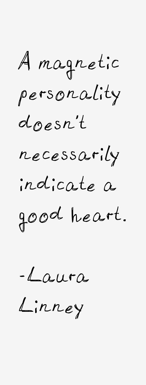 Laura Linney Quotes