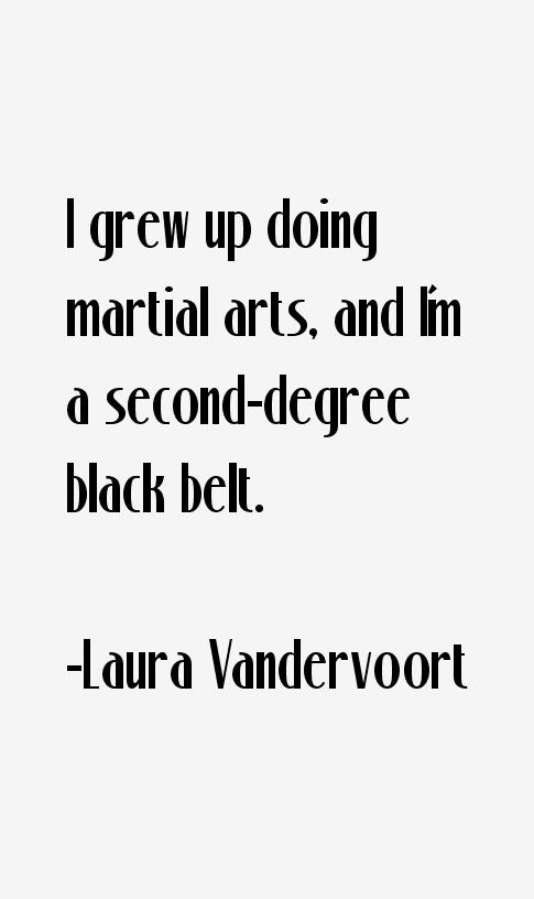 Laura Vandervoort Quotes