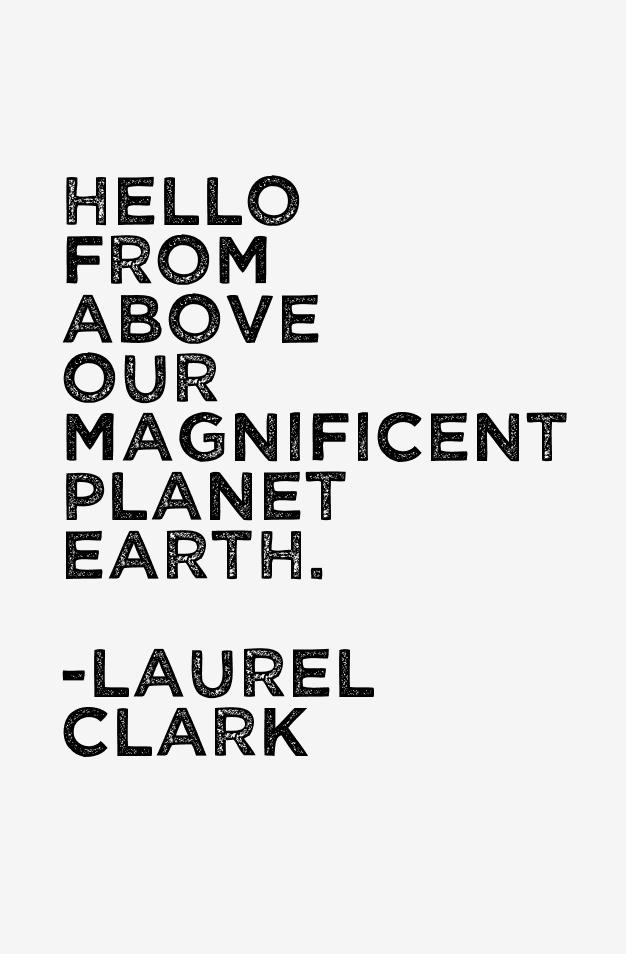 Laurel Clark Quotes