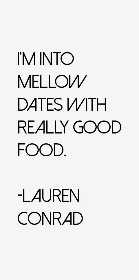 Lauren Conrad Quotes