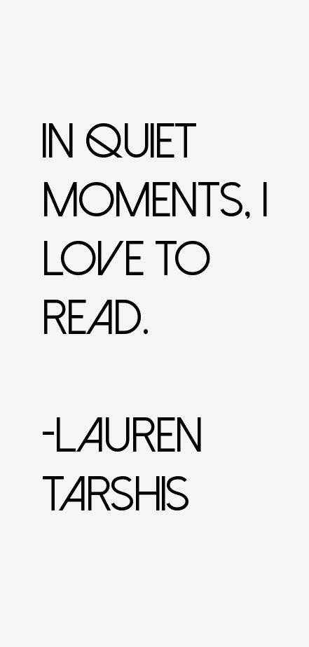 Lauren Tarshis Quotes