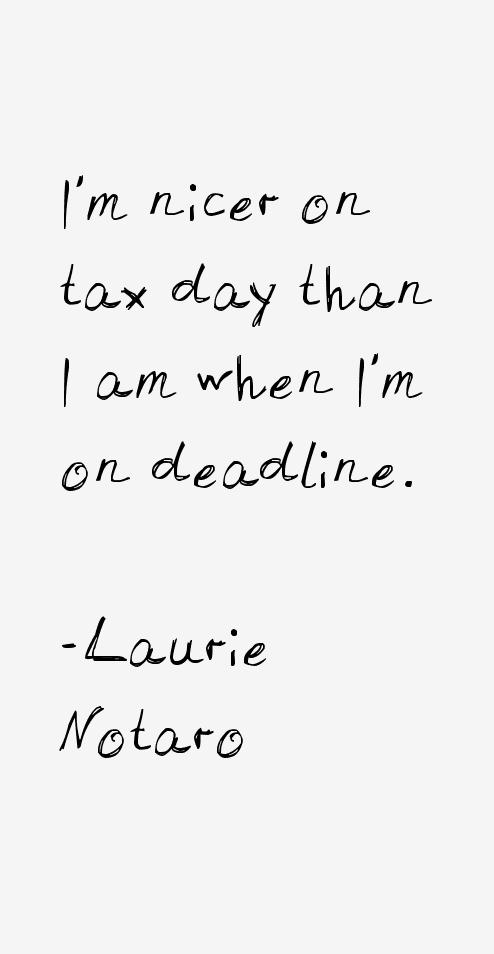 Laurie Notaro Quotes