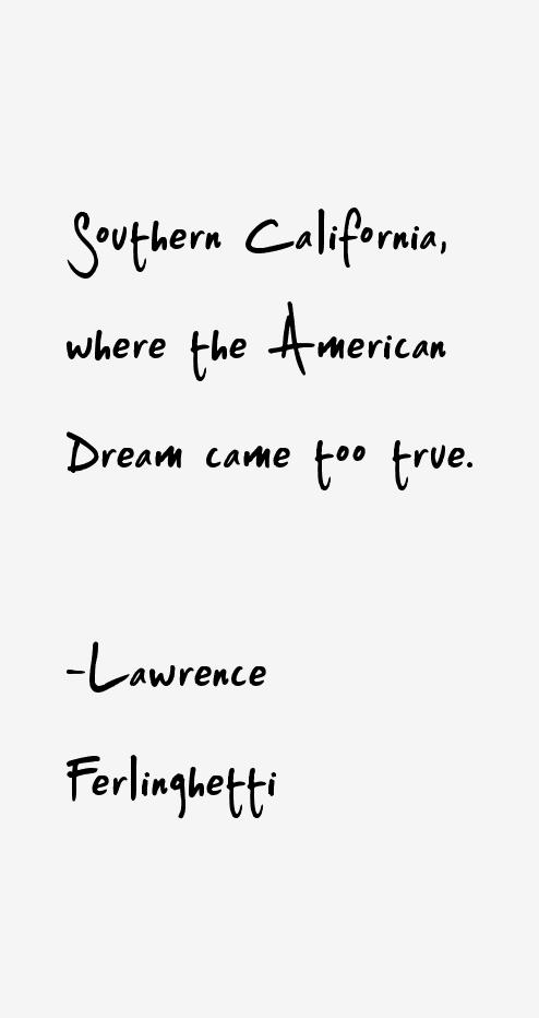 Lawrence Ferlinghetti Quotes