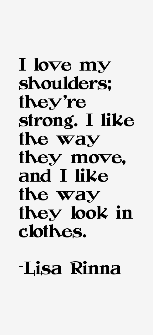 Lisa Rinna Quotes