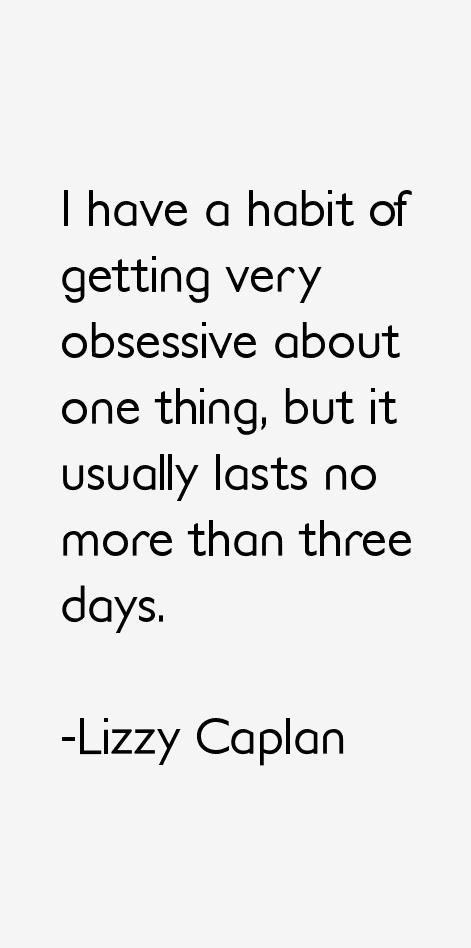 Lizzy Caplan Quotes