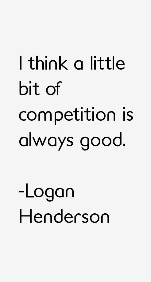 God logan quotes