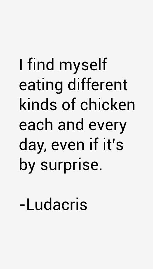 Ludacris Quotes