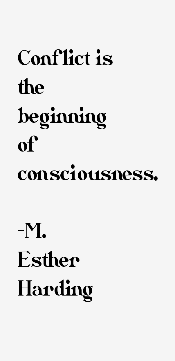 M. Esther Harding Quotes