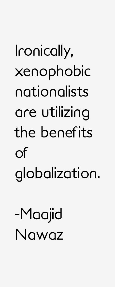 Maajid Nawaz Quotes