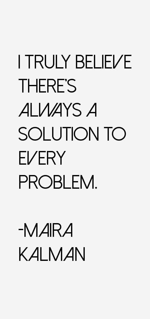 Maira Kalman Quotes