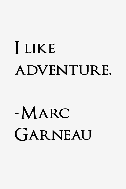 Marc Garneau Quotes
