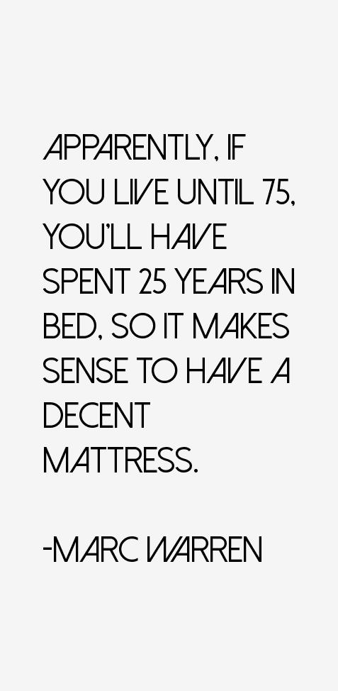 Marc Warren Quotes
